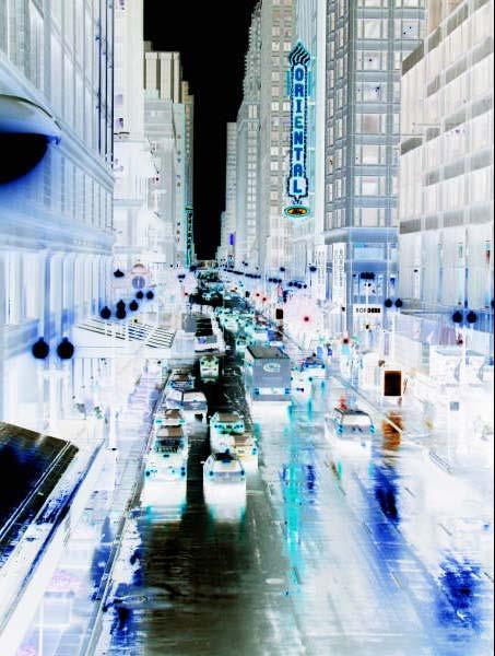 Metropolis by Ricardo Phillips