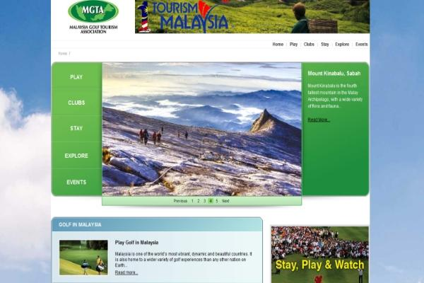 The MGTA's New Website Launched