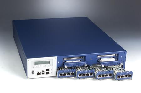 Advantech FWA-6500 raises network throughput handling