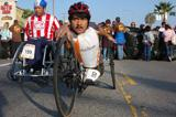 Number 1 Handcyclist in the world, Alejandro Albor