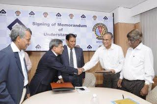 BITS Pilani and SAIL sign MoU for University - Industry Collaboration