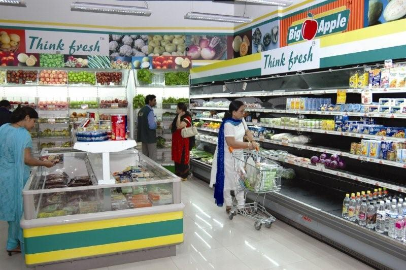 Organized Food Retail in India