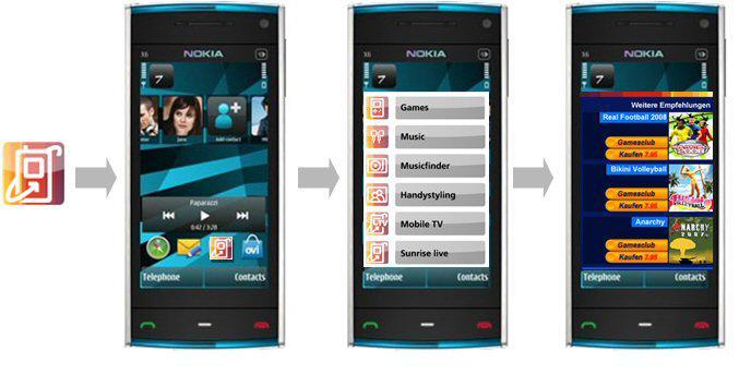 Screenshot widget application