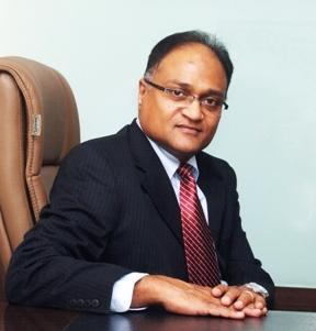 Hemal Patel, CEO, Cyberoam