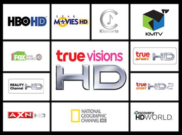 TrueVisions HD TV comes to Phuket, Thailand