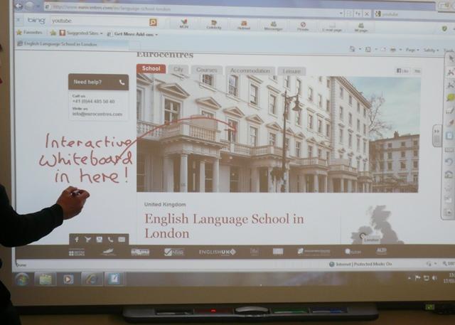 Eurocentres London Central School