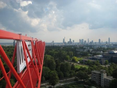 New customer for WOLFFKRAN in Frankfurt - FABER & SCHNEPP buys its