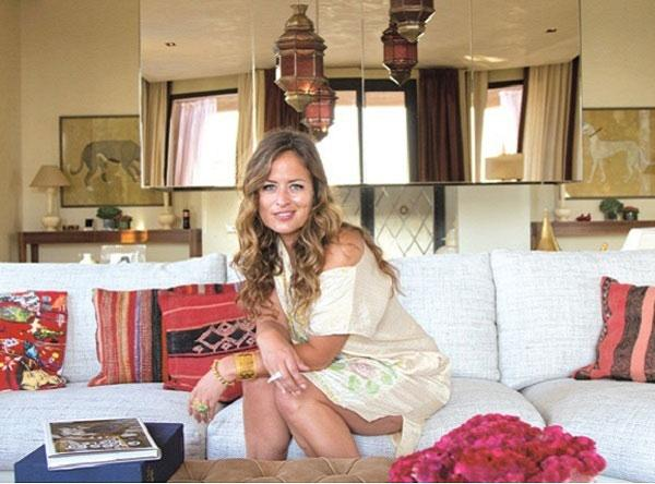 Jade Jagger puts Spanish property up for sale