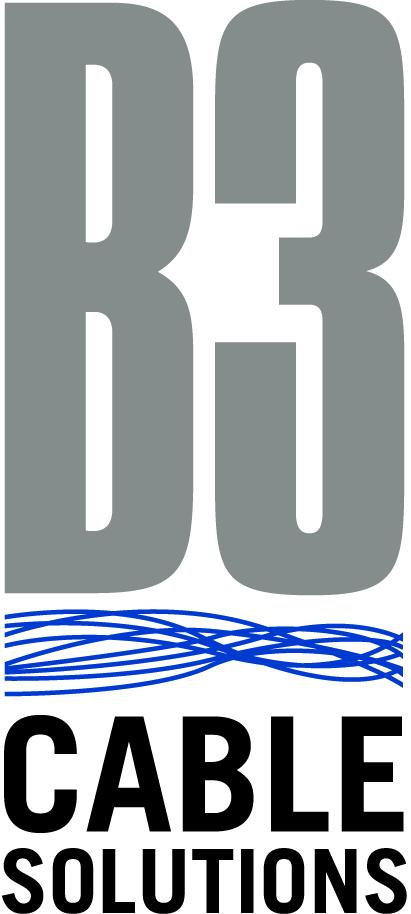 B3 is the only cable manufacturer in the World holding Network