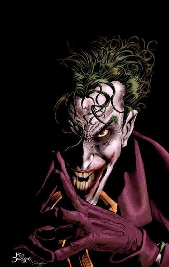 Joker by Mike Deodato Jr.