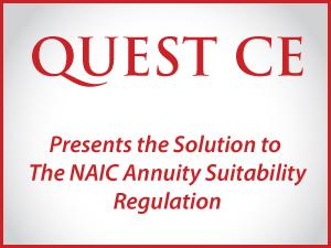 Not All NAIC Suitability Training Solutions Are Created Equal