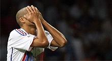 Euro 2008: Trezeguet misses out