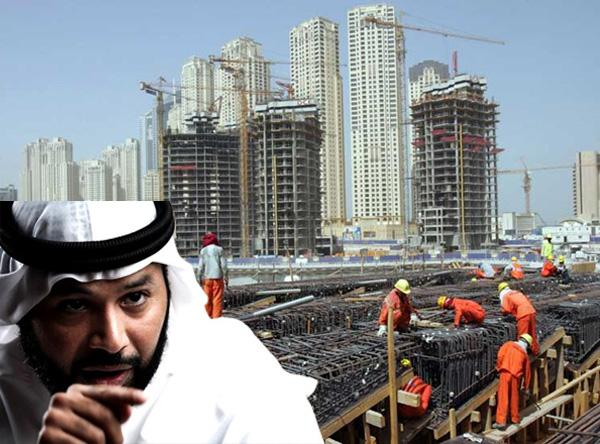 Is confidence returning to the property market in Dubai?