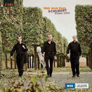 Franz Schubert's four Piano Trios in a new release played by TRIO JEAN PAUL
