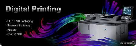 Direct Mail Marketing from Digital Printing from Dischromatics