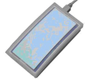 AXR RFID Desktop Reader from iDTRONIC