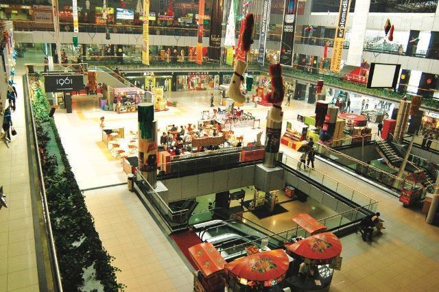 Shopping Mall / India