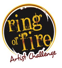 Ring of Fire Artist Challenge
