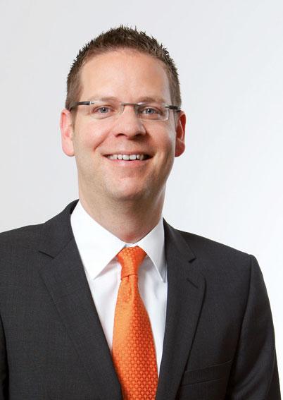 "Mark Georg, CEO & Chaiman of the Board: ""A value-driven attitude requires future-driven thinking.'"""