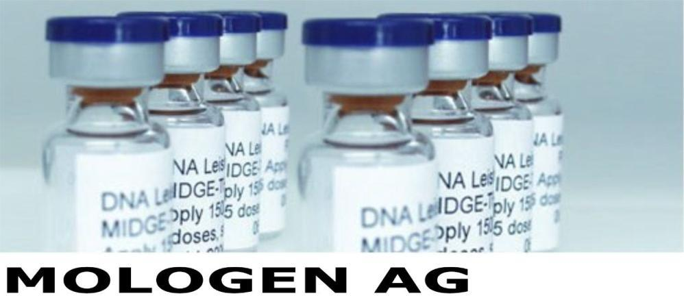 specialists in the research and development of innovative medications on the basis of DNA structures.