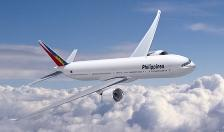 The Philippines Airlines Aircraft