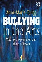 New from Gower - Bullying in the Arts