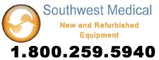 Southwest Medical Corporation specializes in late-model, remanufactured and reconditioned medical equipment