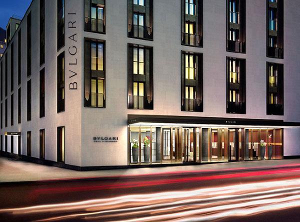 Bulgari to open new property in London Knightsbridge for 2012