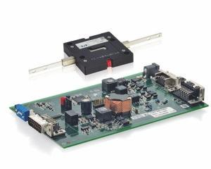 Drive electronics for fast ultrasonic piezomotors: the C-872 from PI.