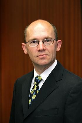 Nigel Hawthorn, VP EMEA Marketing at Blue Coat Systems