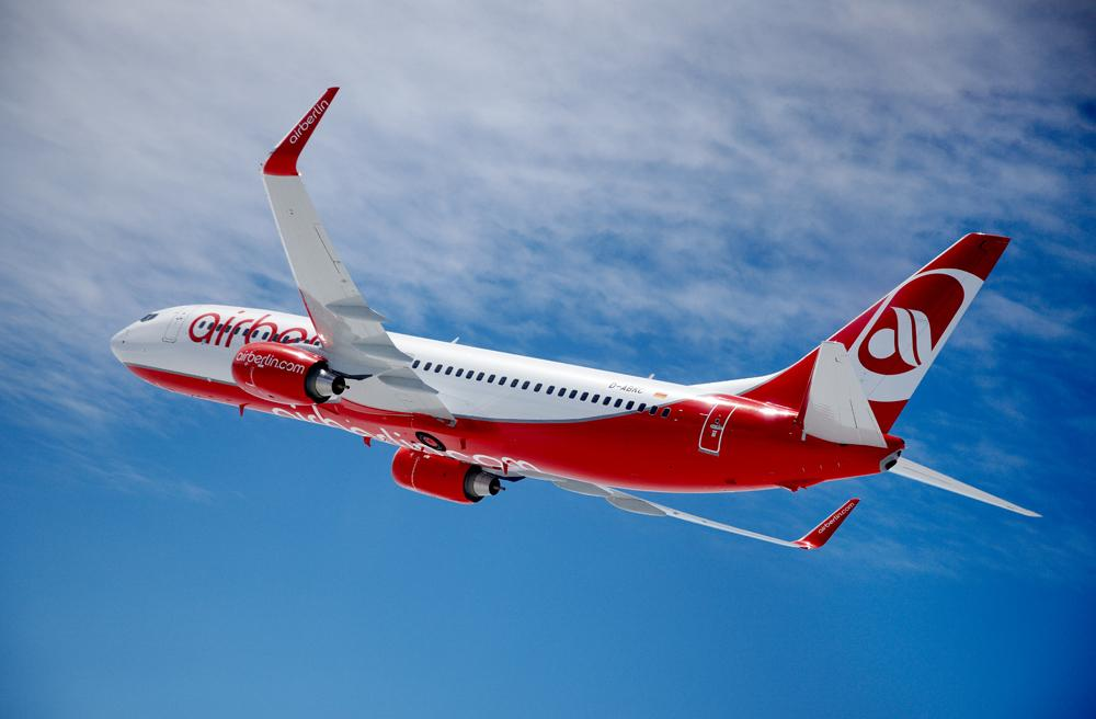 airberlin starts to begin more flights to Dubai