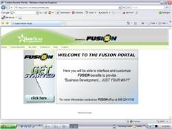 BlueStar's FUSION Portal
