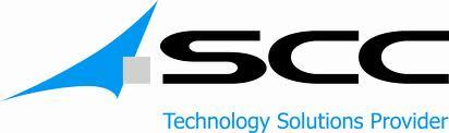 SCC company logo