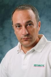 Neo Neophytou, Managing Director of ADAOX Middle East