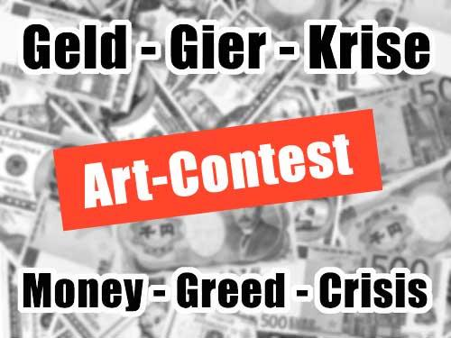 Financial crisis art-contest