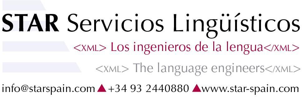 STAR Servicios Lingüísticos S.L. Accepts the Fitur News