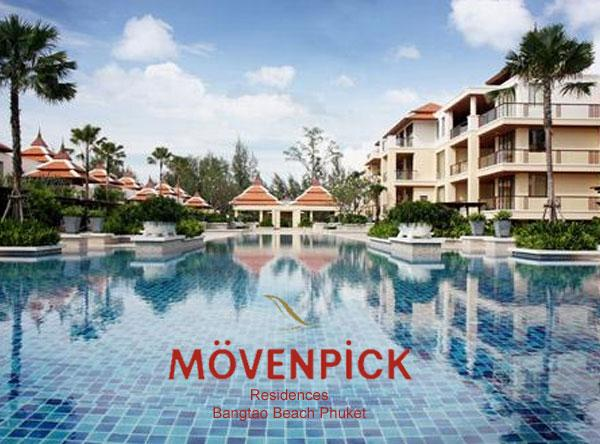 Movenpick open second property in Phuket, Thailand