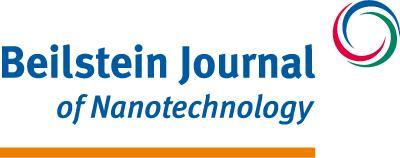 Beilstein Journal of Nanotechnology