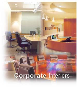 Interior Space Management India, Corporate Interior Design