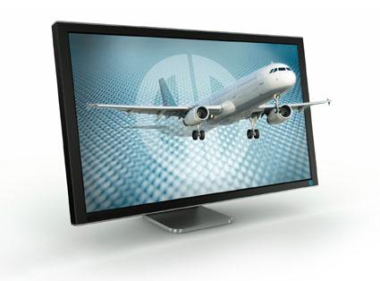Digital Display System from Data Display Group offers 3D technology for industrial applications. © Data Display