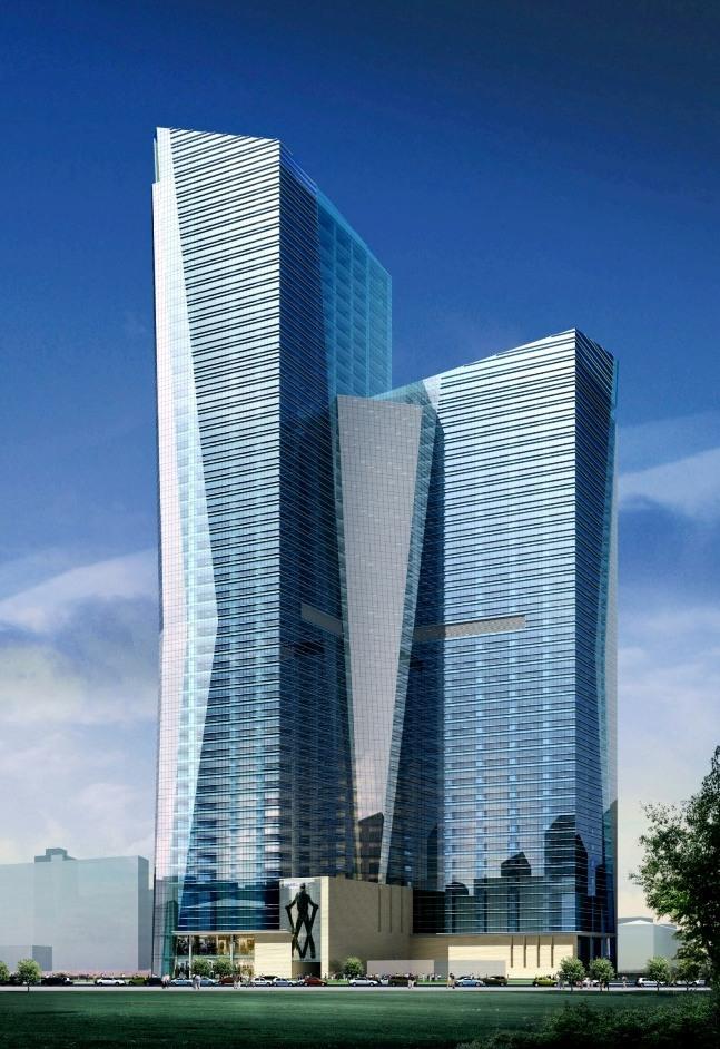 Sky Towers with Swissôtel Kyiv