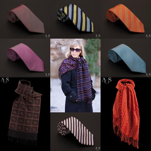 AGS Tie Solution, owner and designer of the luxury brand Pietro Baldini introduces its new Tie, Scarf and Pashmina collections to the European Business Market.