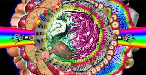 OLIVER ROSS – Hard Edge Hippie Brain, 7.Sept.-12.Okt.2007,