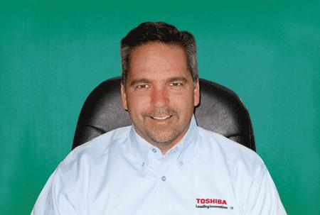 Toshiba Imaging Systems Division (Irvine, CA) Appoints Gary Pitre - National Sales Manager