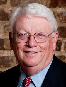 Former U.S. District Judge T. John Ward