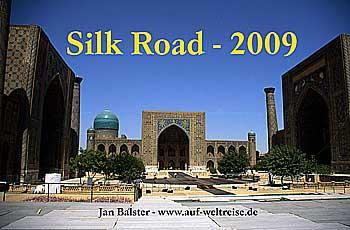 Calendar Silk Road 2009