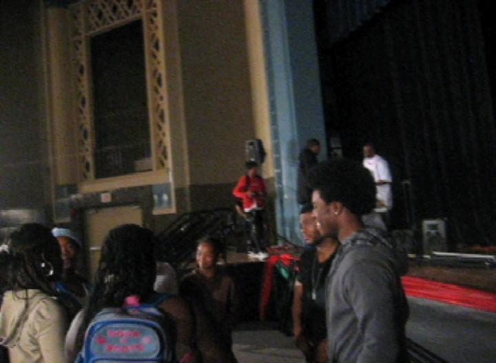 Willie Macc & Kel Mitchel - Compton High School