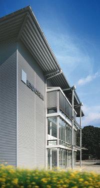 ESCHA headquarters based in Halver, Germany.