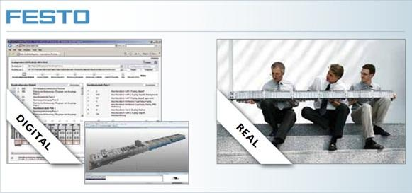 Since 2009, Festo AG & Co. KG offers an online product configurator.
