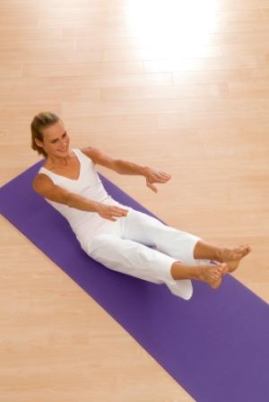 AIREX® YogaPilates 190 mat